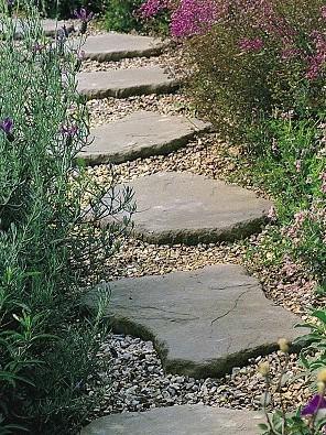 Betonové nášlapné kameny