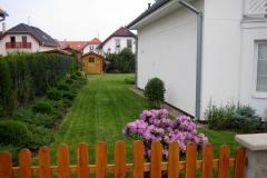 Realizace zahrady - Čakovice