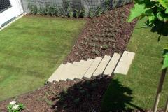 Realizace zahrady - Praha 5