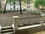 Realizace  zahrady - vnitroblok  Praha Vršovice