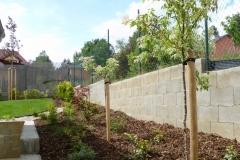 Realizace zahrady - Čtyřkoly